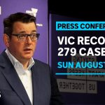 Victoria records 279 new COVID-19 cases and 16 more deaths | ABC News