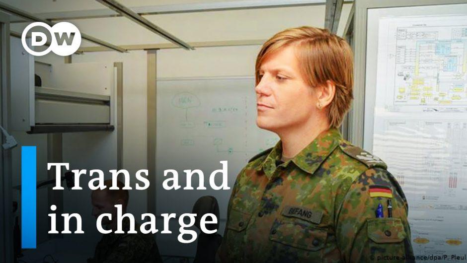 Germany's first transgender Bundeswehr commander | Focus on Europe