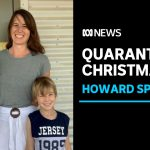 NT coronavirus quarantine centre to host huge Christmas feast for returned Australians | ABC News