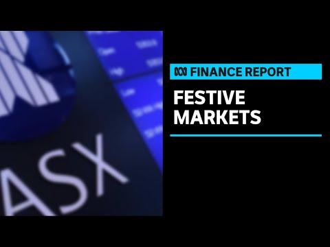 Christmas cheer on the Australian Market | Finance Report