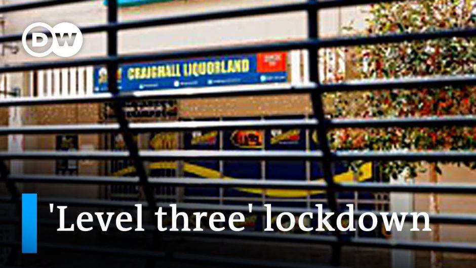South Africa: 'level three' lockdown | DW News