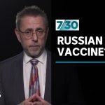 Dr Norman Swan looks at Russia's COVID-19 vaccine announcement | 7.30