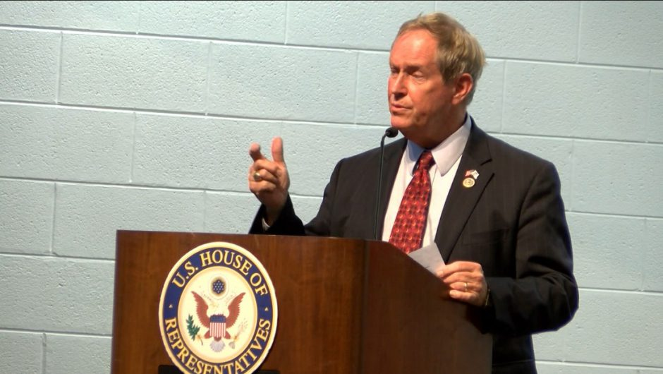 Rep. Joe Wilson tests positive for Covid-19