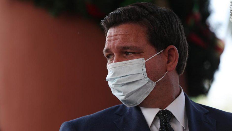 Florida coronavirus: Ron DeSantis faces criticism over virus response