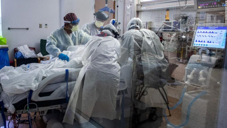 US Coronavirus: Experts fear post-holiday surge in cases
