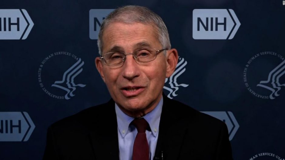 US coronavirus: Fauci says diligent vaccination program can help US return to normal by fall