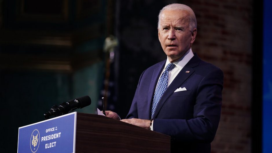 Biden News: Live Updates on Second Stimulus Check, Hacking and Covid-19