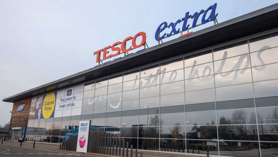 COVID-19: Tesco and Morrisons give up £859m coronavirus business rates relief | Business News