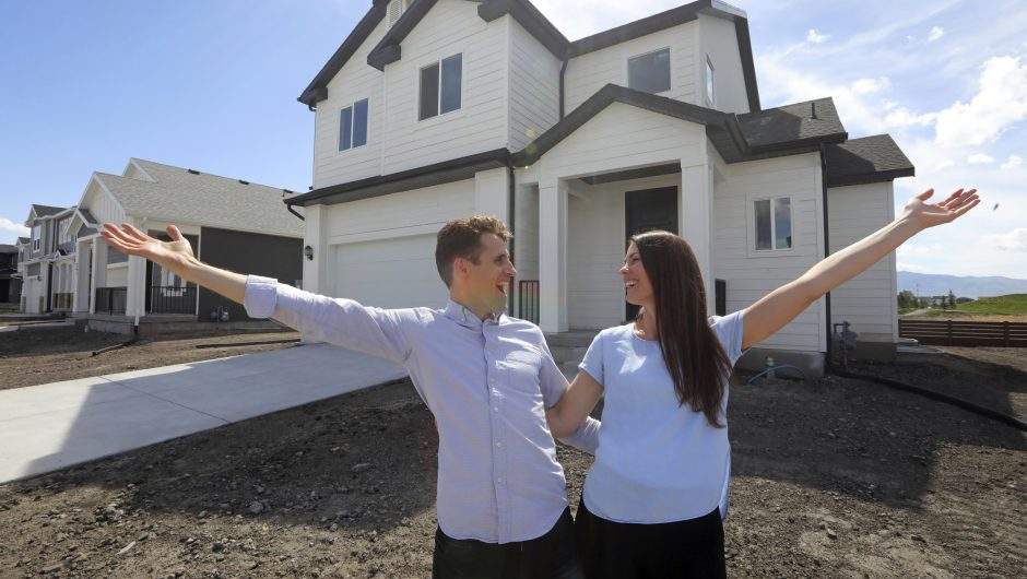 Millennials make housing market a rare winner in coronavirus downturn
