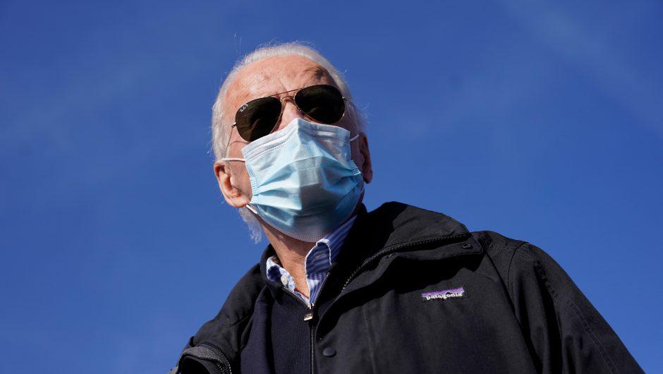 Reporter in Biden's press pool tests positive for coronavirus