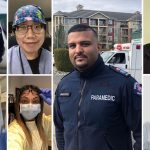 COVID-19 Christmas care: Six B.C. health workers share stories of saving lives in the second wave