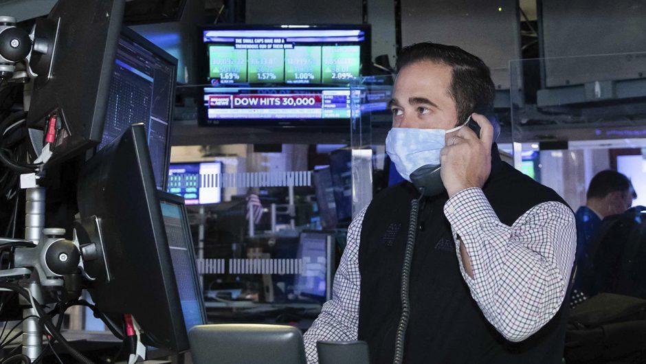 Euphoric stock market runs risk of buzz-kill without COVID-19 help