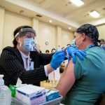 Canada administers its first COVID-19 vaccine shots