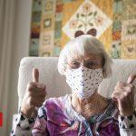 Where are England's coronavirus hotspots among older people?
