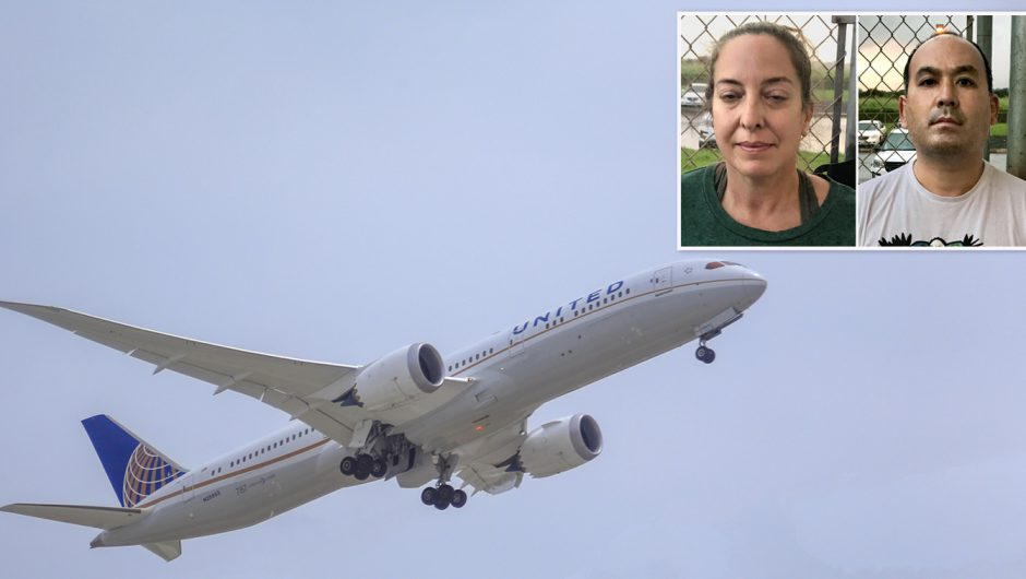 Couple 'boards flight' after testing positive for coronavirus