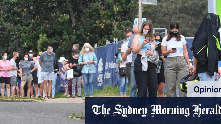 Coronavirus NSW: It's no time to breathe easy, Sydney
