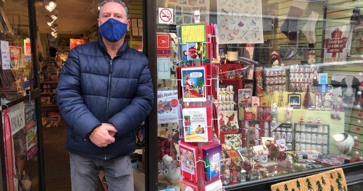 Coronavirus: Toronto retailer feeling the bylaw blues while trying to reach customers outdoors – Toronto