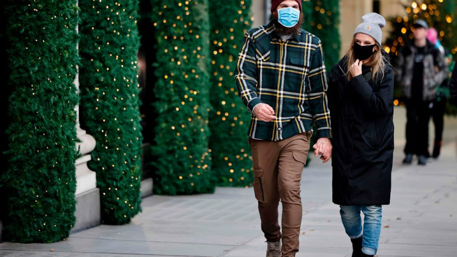 UK coronavirus LIVE: Tier 3 for London as Government resists calls to scrap Christmas Covid rules relaxation