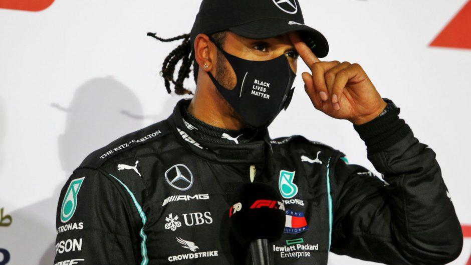 Lewis Hamilton: Formula One champion tests positive for coronavirus