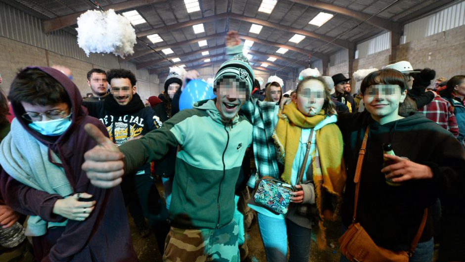 Alarm in France as thousands attend illegal New Year rave party | Coronavirus pandemic News