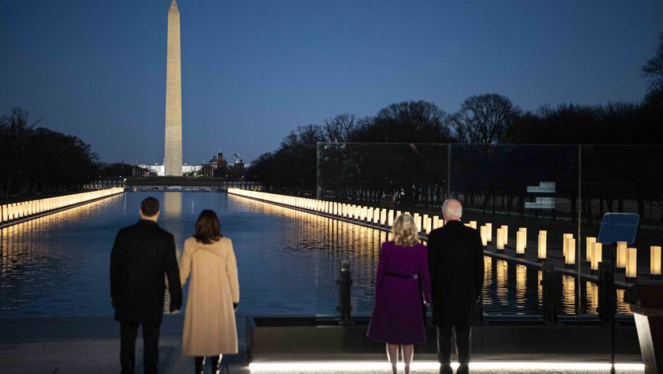 Philadelphia, Delco join emotional national tribute to COVID-19 victims