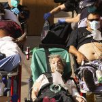 As the coronavirus rages in California, L.A. medics are told to ration oxygen.