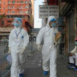 Hong Kong residents in lockdown to contain coronavirus outbreak