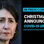 NSW Premier announces temporary easing of restrictions for Christmas | ABC News