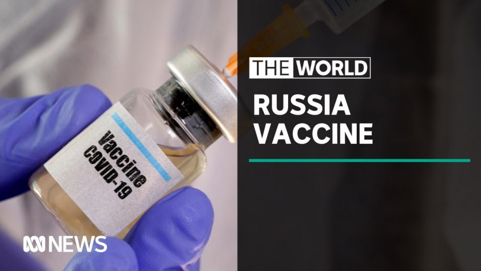 """""""Scepticism over effectiveness"""" of Russia's new COVID-19 vaccine, expert says 