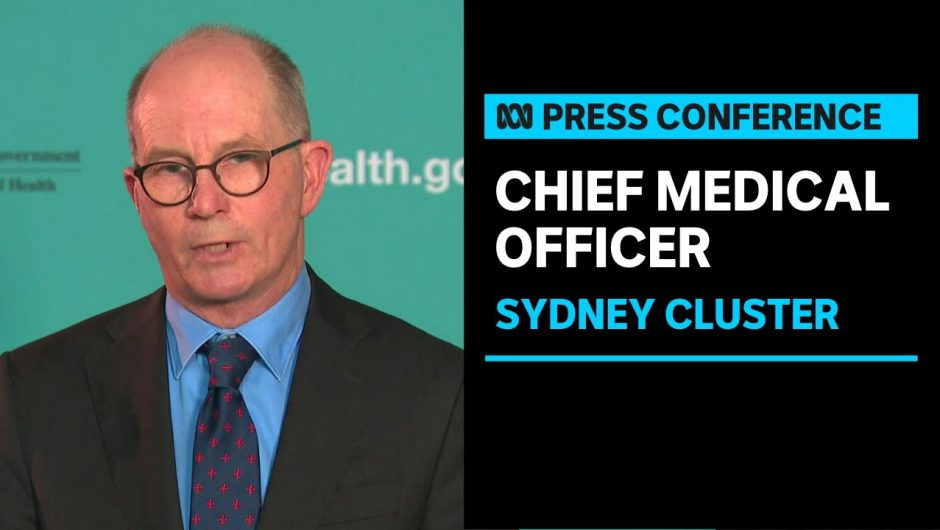 Chief Medical Officer says four known cases of UK COVID-19 variant in Australia | ABC News