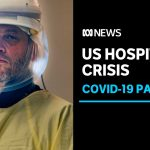 US hospitals at capacity as daily infections surpass 200,000 | ABC News