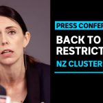 COVID-19 restrictions tighten in New Zealand following fresh outbreak | ABC News