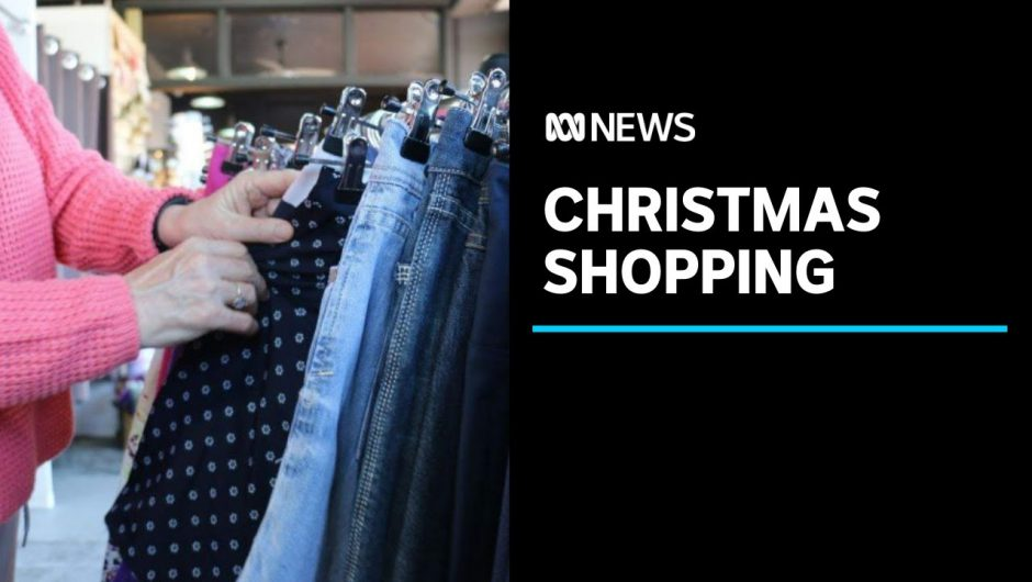 Christmas shopping this season may be 'make or break' for many businesses | ABC News