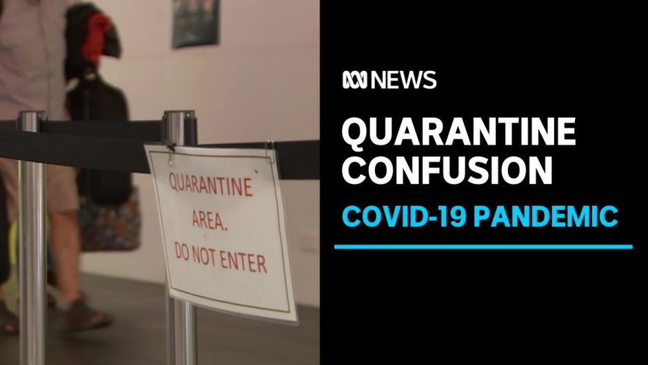 Airline passengers caught out by NT's Sydney hotspot declaration   ABC News