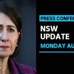 WATCH LIVE: Gladys Berejiklian's COVID-19 press conference – Monday August 10 | ABC News