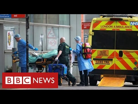 "NHS could be ""overwhelmed within three weeks"" say UK Chief Medical Officers – BBC News"