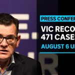 Victoria records 471 new COVID-19 cases as tighter restrictions on workplaces take effect | ABC News