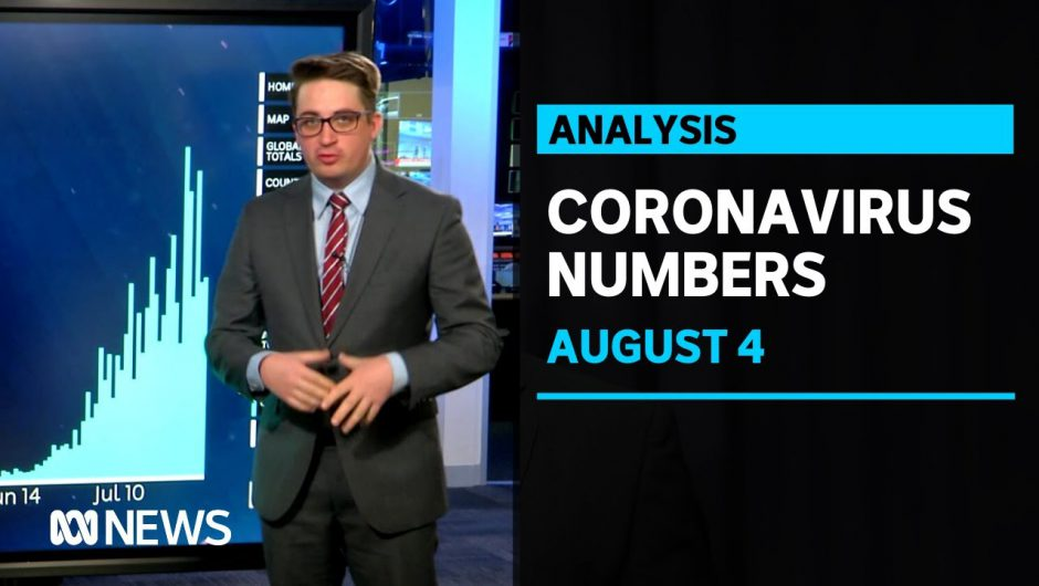 COVID-19 numbers, August 4: 11 more deaths, all linked to age care homes in Victoria | ABC News