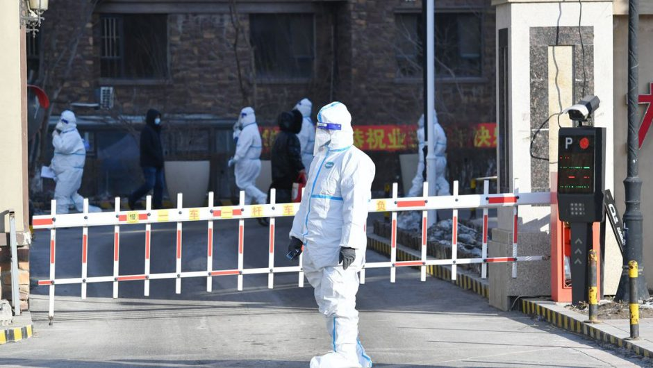 China Reimposes Covid-19 Lockdowns as It Battles Worst Outbreak in Months
