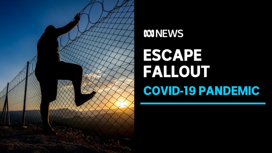 Police investigate after woman escapes Covid-19 quarantine in the Northern Territory | ABC News