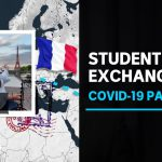Young Aussies determined to see out their year abroad despite COVID-19 pandemic | ABC News