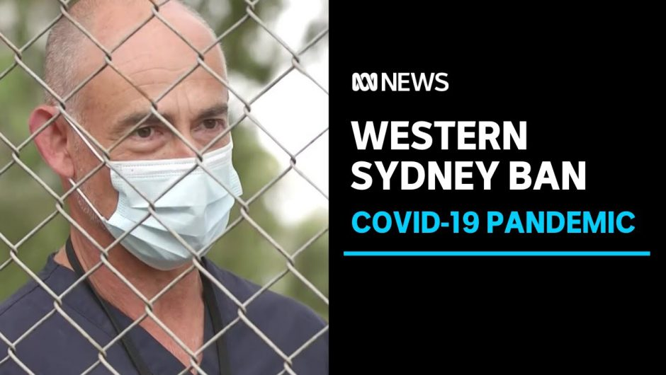 NSW COVID-19 update: More Western Sydney suburbs banned from SCG Test | ABC News