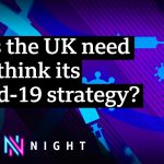 UK vaccines minister Nadhim Zahawi on the country's vaccination strategy – BBC Newsight