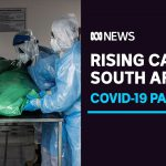 Rising COVID-19 cases, limited staff push South Africa's hospitals to brink of collapse | ABC News