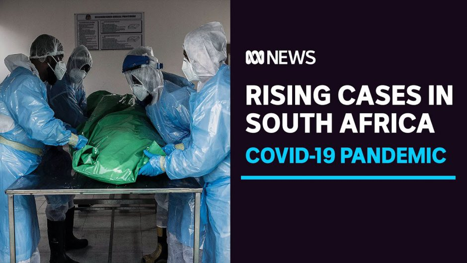 Rising COVID-19 cases, limited staff push South Africa's hospitals to brink of collapse   ABC News