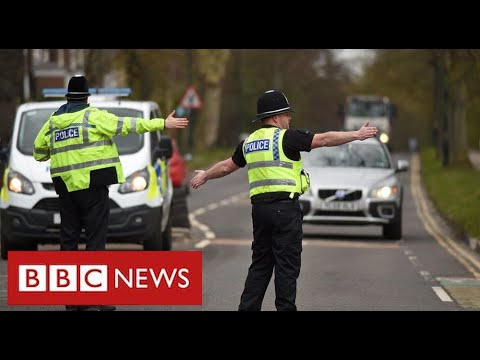 Police warn of tougher action to enforce lockdown rules in England – BBC News