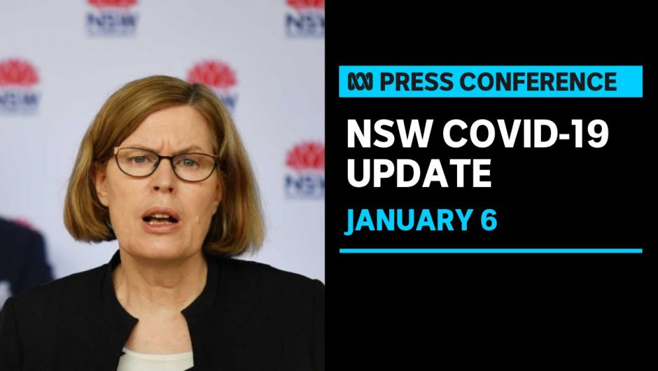 Extra suburbs banned from SCG as NSW records four locally acquired cases of COVID-19 | ABC News