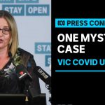 Victoria investigates potential exposure sites as one mystery case of COVID-19 emerges | ABC News