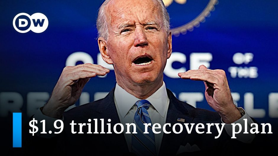 What's inside Joe Biden's $1.9 trillion pandemic recovery plan? | DW News