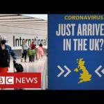 UK closes travel corridors as fears grow over new coronavirus variants – BBC News